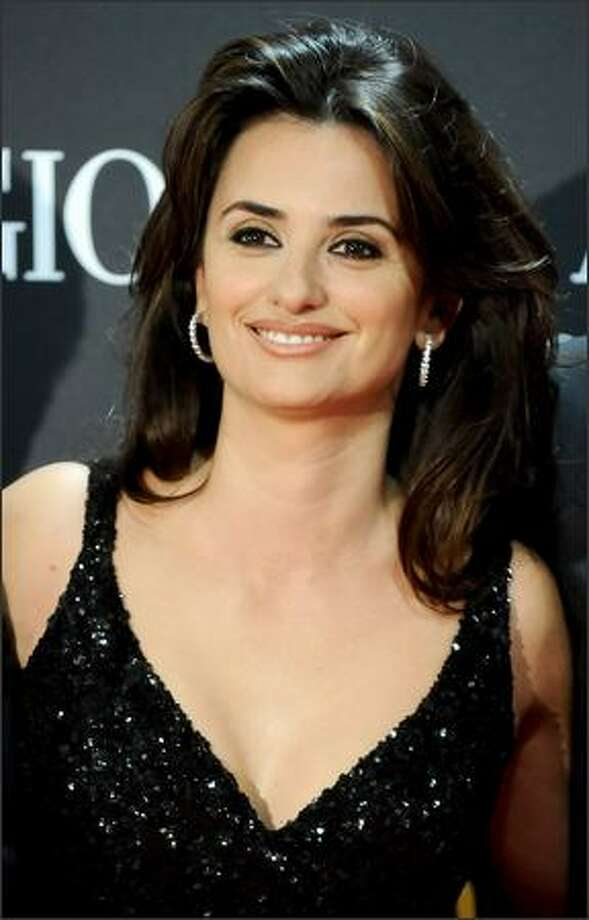 "No. 30: Actress Penelope Cruz, 35 (""Vicky Cristina Barcelona""). Photo: Getty Images"