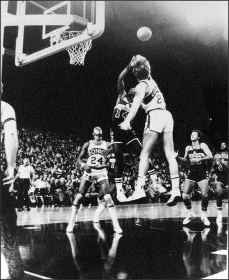 1978 game vs Bullets(seattlepi.com file)