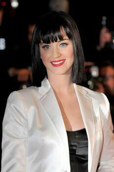 Katy Perry attends the NRJ Music Awards 2009 held at the Palais des Festivals on Jan. 17, 2009 in Cannes, France. Photo: Getty Images