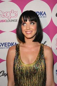 Katy Perry attends the PEOPLE Magazine/Katy Perry party sponsored by Svedka at Mr. West May 6, 2009 in New York. Photo: Getty Images