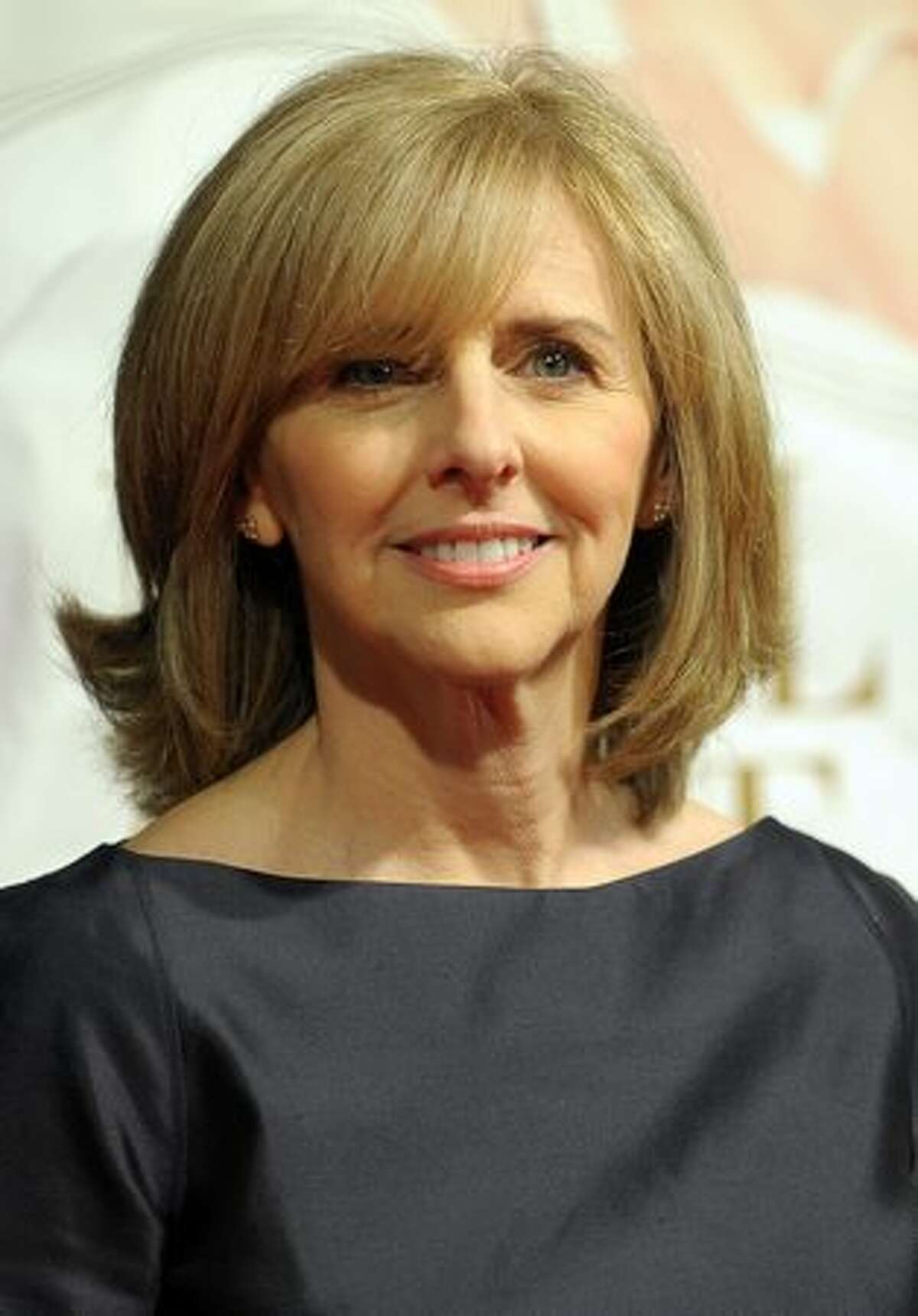 Writer/director/producer Nancy Meyers attends.