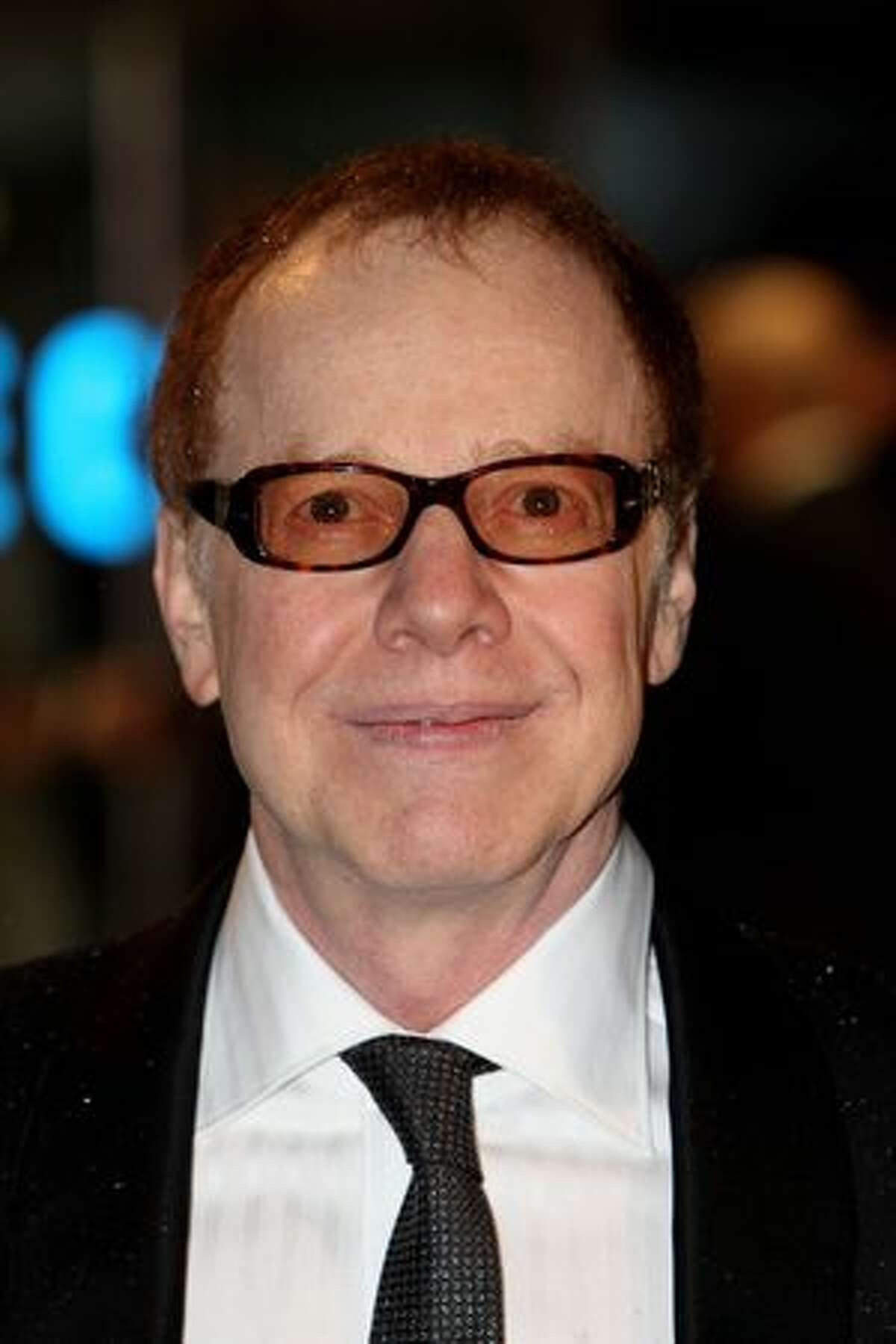 Composer Danny Elfman attends the Royal World Premiere of