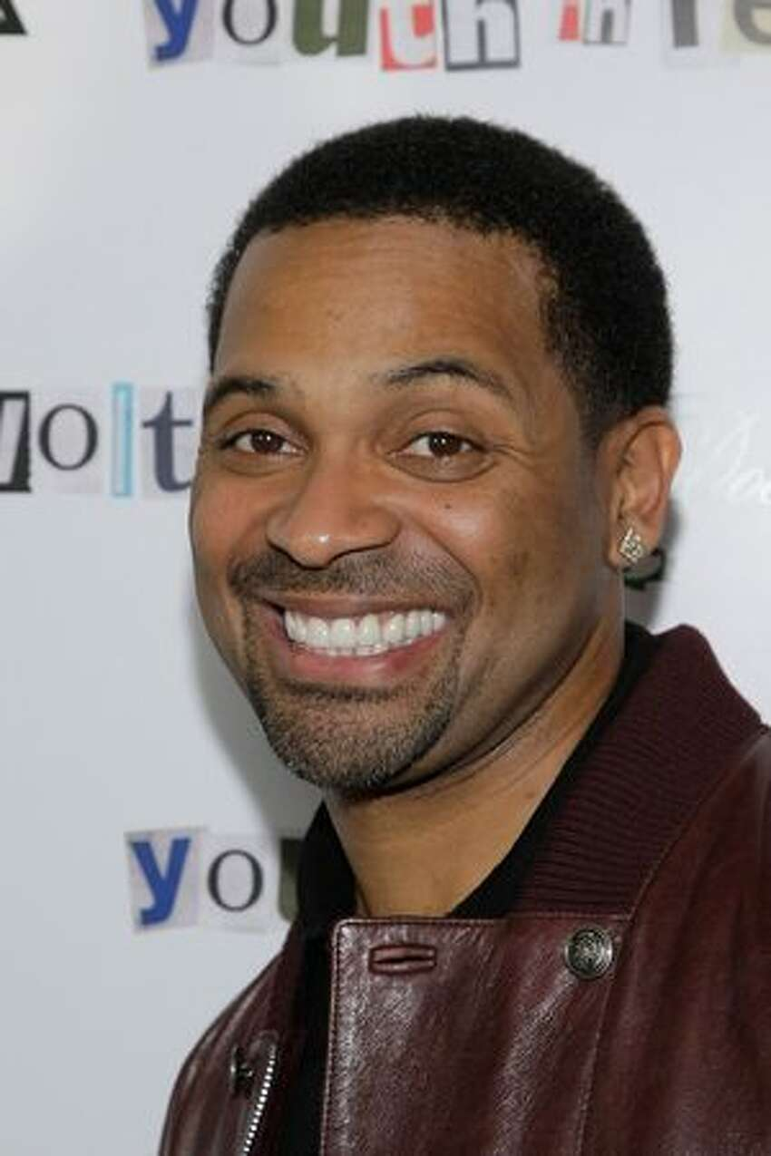 Mike Epps attends the premiere of
