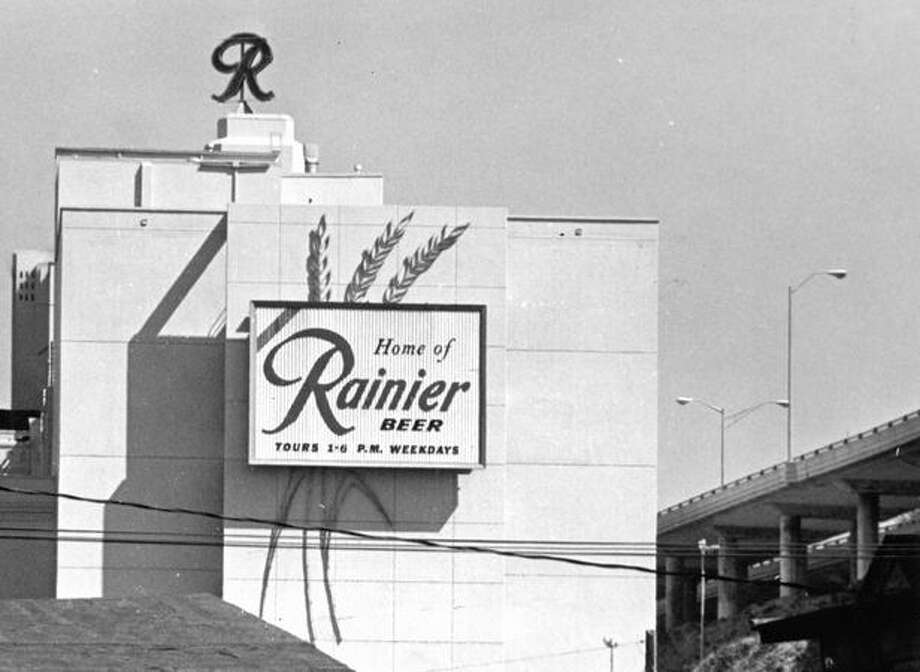 Rainier Brewery, August 1971. Photo: P-I File