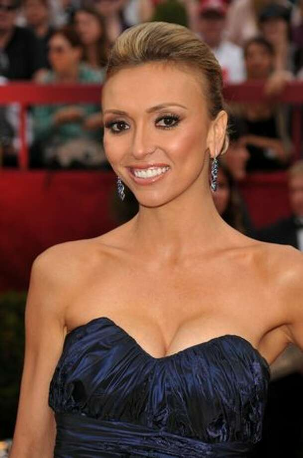 TV personality Giuliana Rancic arrives at the 82nd Annual Academy Awards held at Kodak Theatre in Hollywood, California. Photo: Getty Images