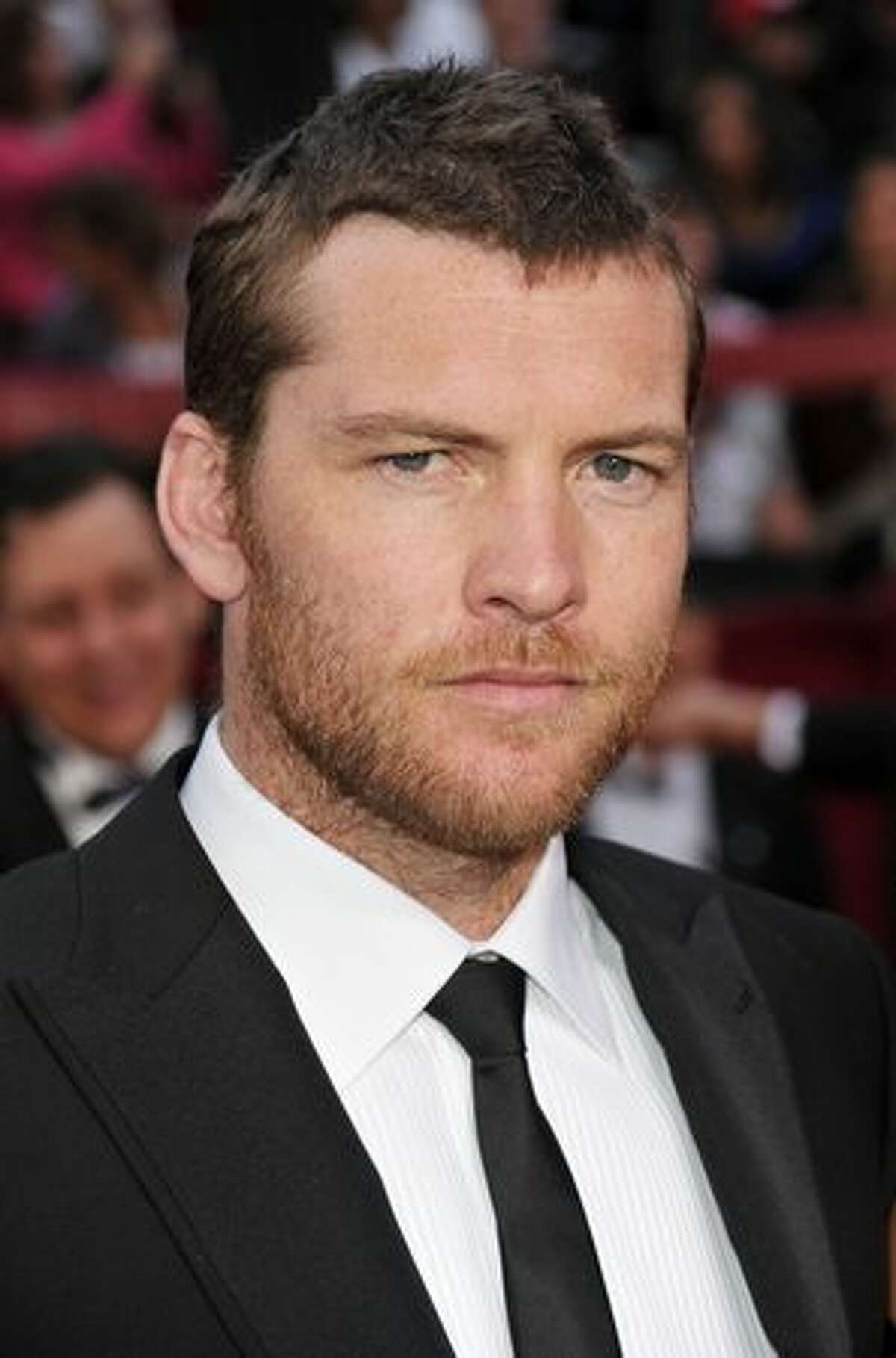 Actor Sam Worthington arrives at the 82nd Annual Academy Awards held at Kodak Theatre in Hollywood, California.
