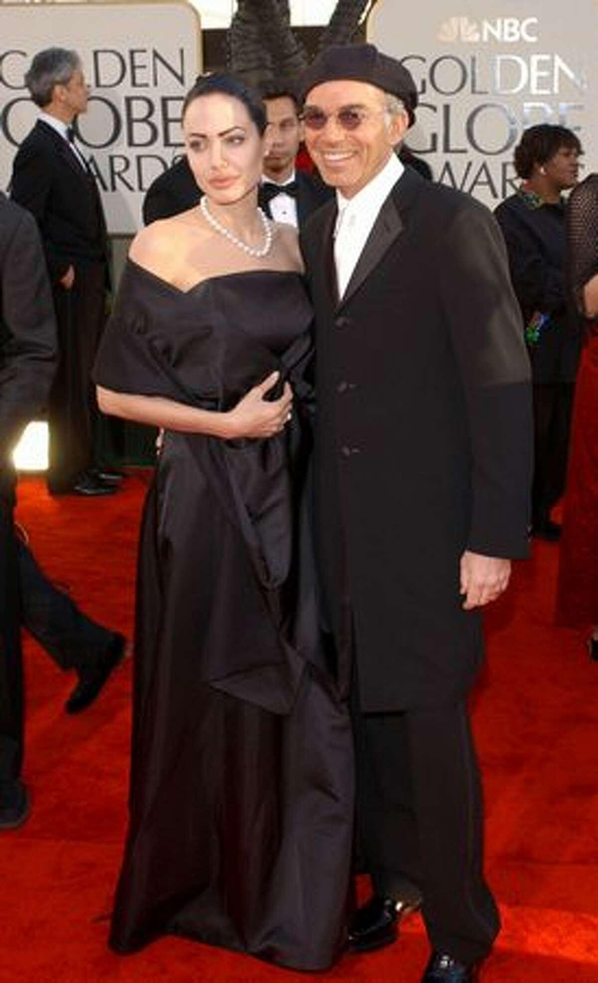 2002: Angelina Jolie and Billy Bob Thornton.