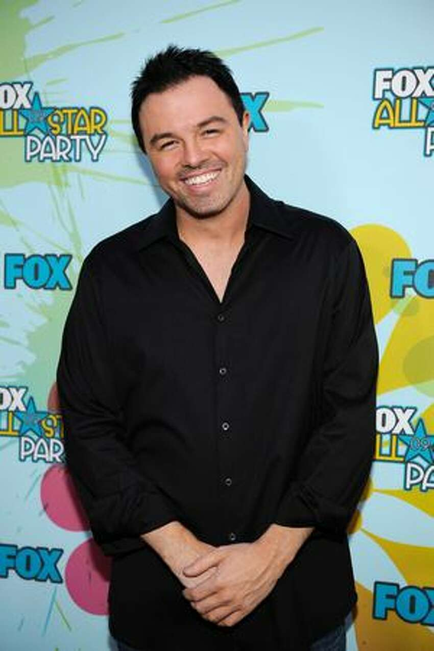 Writer/actor Seth MacFarlane attends the 2009 FOX All-Star Party held at the Langham Hotel in Pasadena, California.