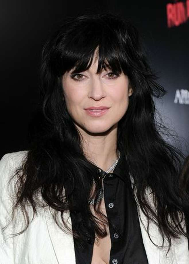 "Director Floria Sigismondi arrives at the premiere of Apparition's ""The Runaways"" held at ArcLight Cinemas Cinerama Dome in Los Angeles, California. Photo: Getty Images"
