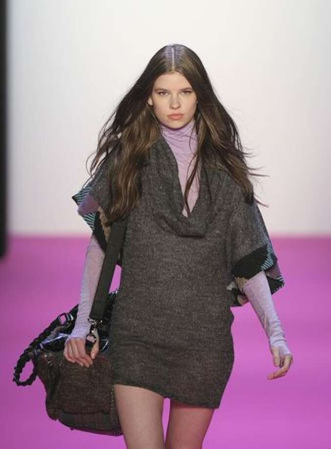 A model walks the runway at the Custo Barcelona Fashion Show during the Mercedes-Benz Fashion Week Berlin Autumn/Winter 2010 at the Bebelplatz in Berlin, Germany. Photo: Getty Images