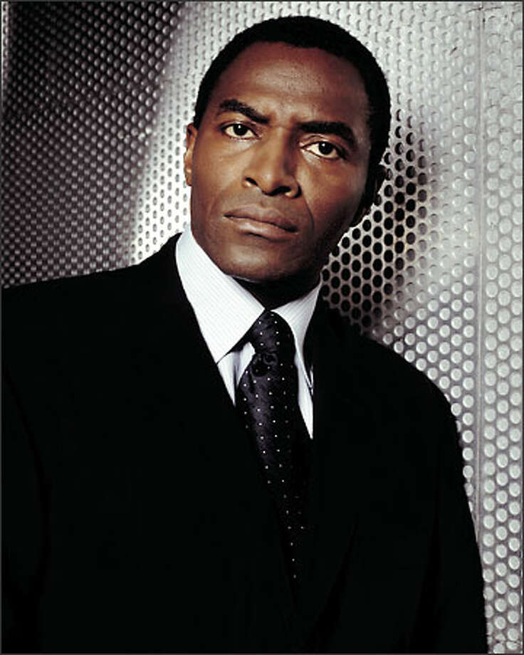 Sydney's one-time partner, Marcus Dixon (Carl Lumbly), has moved up the ladder at the CIA. Photo: ABC