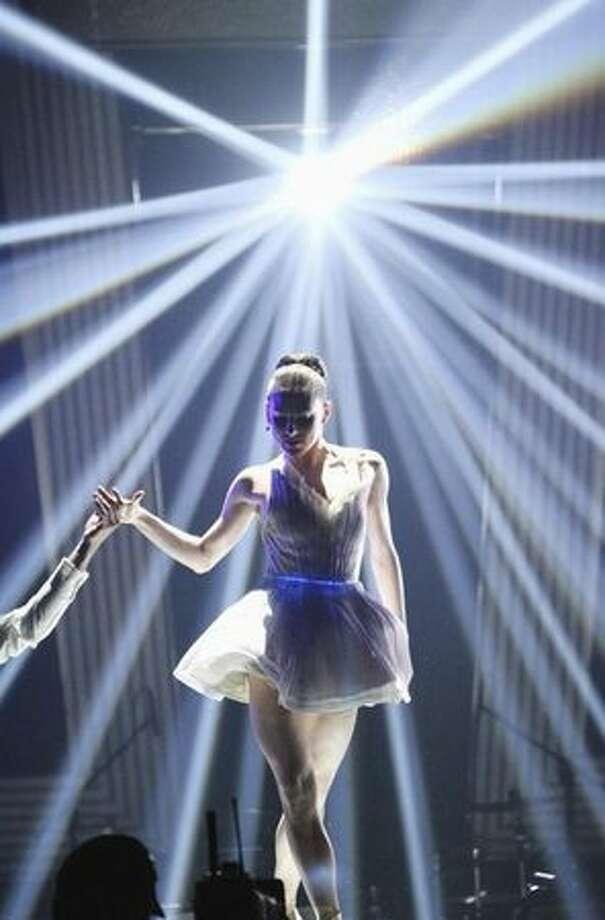 New York City Ballet's principal ballerina, Tiler Peck. Photo: ABC