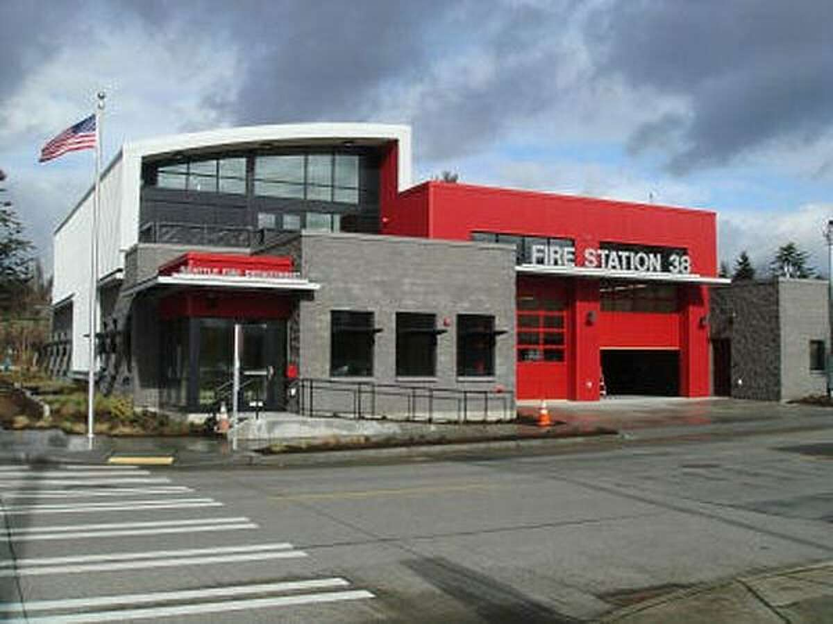 Seattle Fire Station 38, Feb. 4, 2011. (Seattle Fire Department photo)