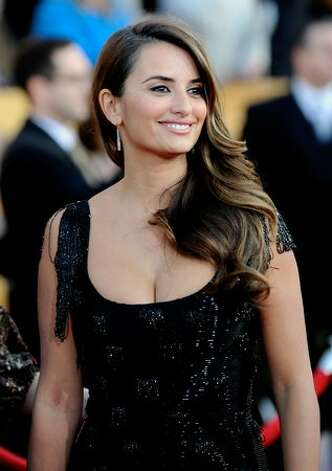 Actress Penelope Cruz arrives. Photo: Getty Images