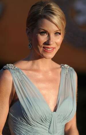Actress Christina Applegate is 37. Photo: Getty Images