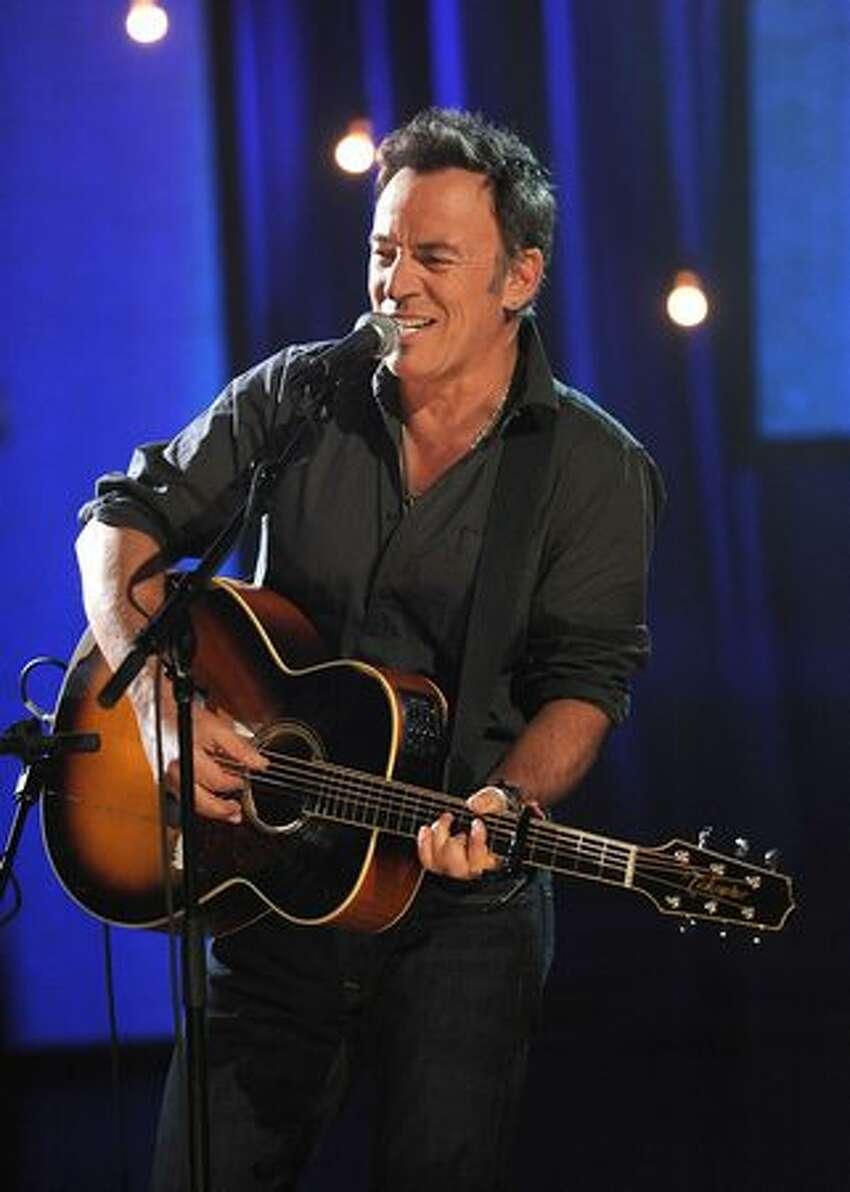 Bruce Springsteen - The Boss is still in raking in the dough. $94.5 million to be exact. He came in second in ticket sales in 2009, even after his unfortunate camera-to-the-crotch shot at the Super Bowl.