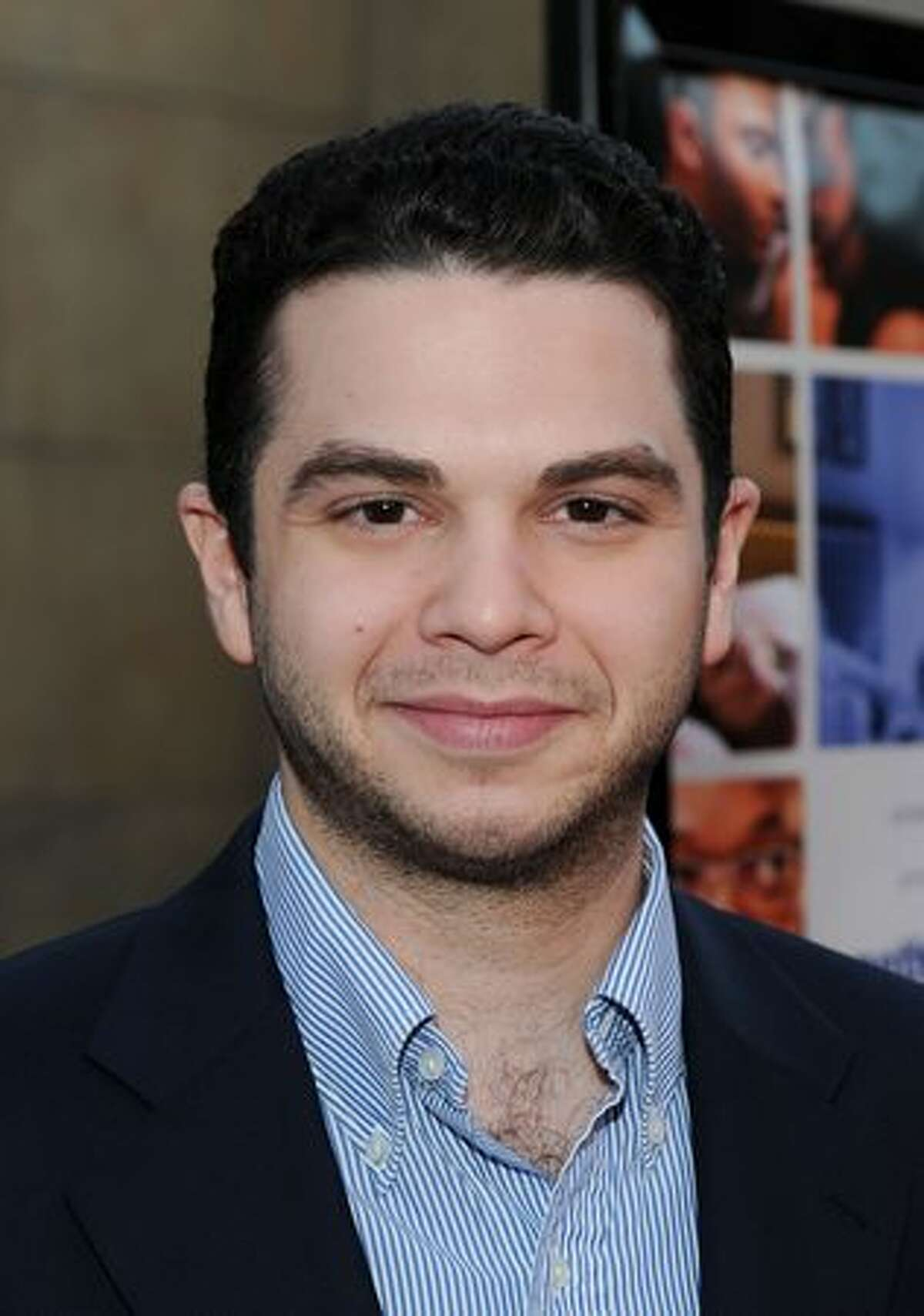 Actor Samm Levine arrives at the premiere of Sony Pictures Classics'