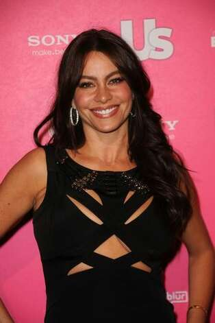 Actress Sofia Vergara arrives at the Us Weekly Hot Hollywood Style Issue celebration held at Drai's Hollywood at the W Hollywood Hotel in Hollywood, California. Photo: Getty Images
