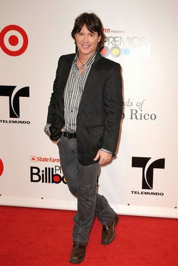 Musician Arthur Hanlon attends the 2010 Billboard Latin Music Awards at Coliseo de Puerto Rico José Miguel Agrelot on April 29, 2010 in San Juan, Puerto Rico. Photo: Getty Images