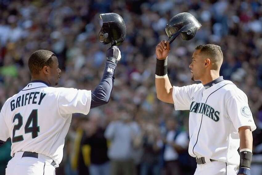 How many games will Seattle win this season?Dybas: 86. The Mariners over-achieved last season and have an extraordinary amount of new parts this season. In order to be successful, all of those moves will have to work perfectly. Johns: First everyone thought this team was going to be great. Now it's all doom and gloom. Reality is the Mariners are a better team than a year ago, but could easily end up with about the same 85-77 record.