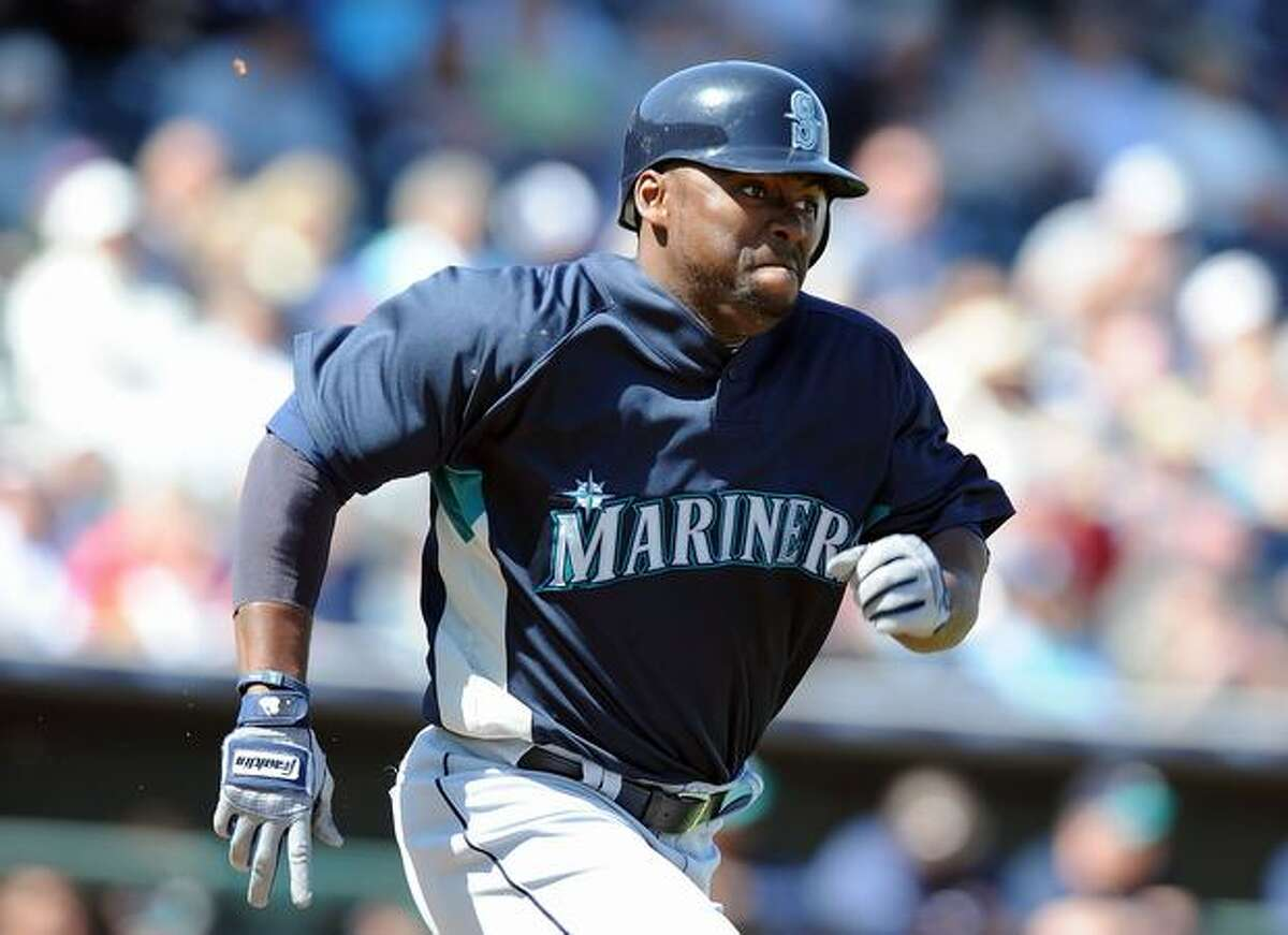 Will Milton Bradley spend the entire season with the Mariners?Dybas: Yes. Bradley doesn't have to be everyone's best friend in order to be productive for the Mariners. He has to hit. It's no coincidence his best years at the plate came when he caused the least stir. It's a symbiotic relationship. He hits, he's happier. Johns: Trick question. He'll be on the team all year, but odds are he'll be suspended for some stretch for some run-in with an umpire. No worries though. Bradley will do fine in Seattle if he gets off to a decent start and relaxes.