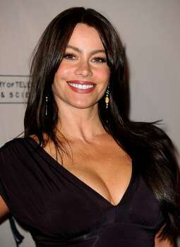 Actress Sofia Vergara, 37. Photo: Getty Images / Getty Images