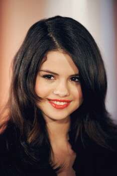 Actress Selena Gomez, 17. Photo: Getty Images / Getty Images