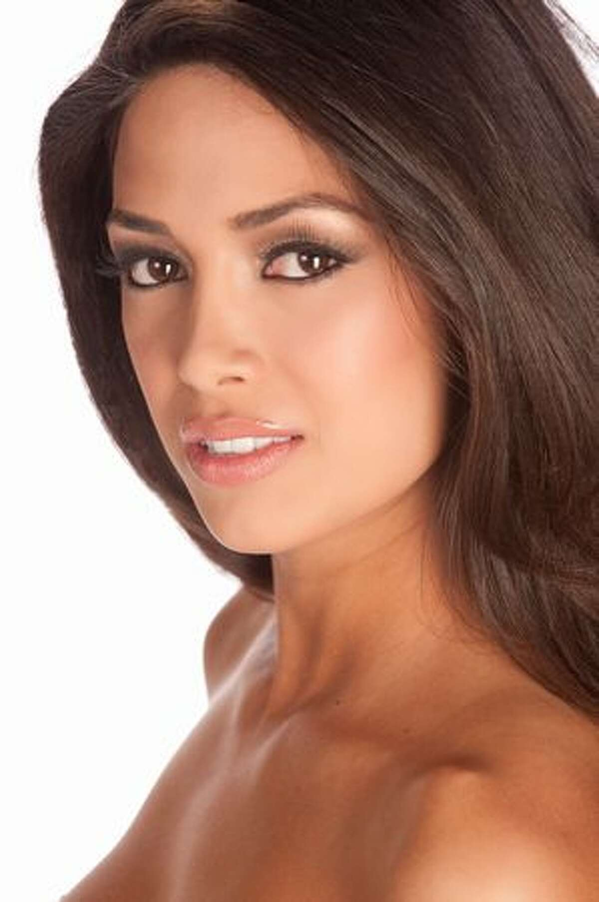 Nicole Michele Johnson, Miss California USA, of Westlake Village.