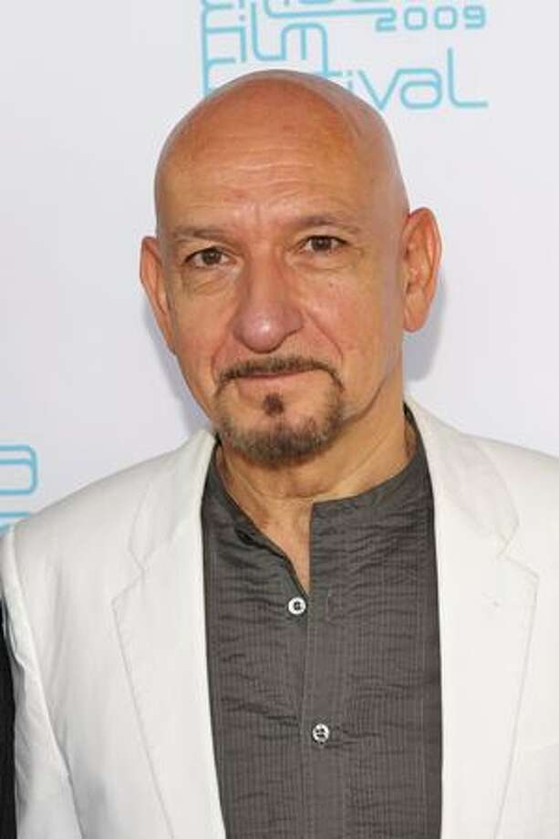 Actor Sir Ben Kingsley attends a welcome lunch at the Al Mourjan during the 2009 Doha Tribeca Film Festival in Doha, Qatar. Photo: Getty Images