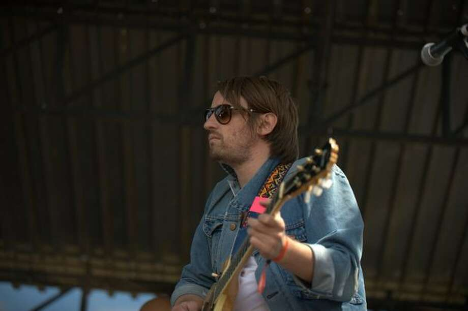 Fool's Gold performs Saturday at the Sasquatch! Music Festival in George. Photo: Chona Kasinger, Seattlepi.com