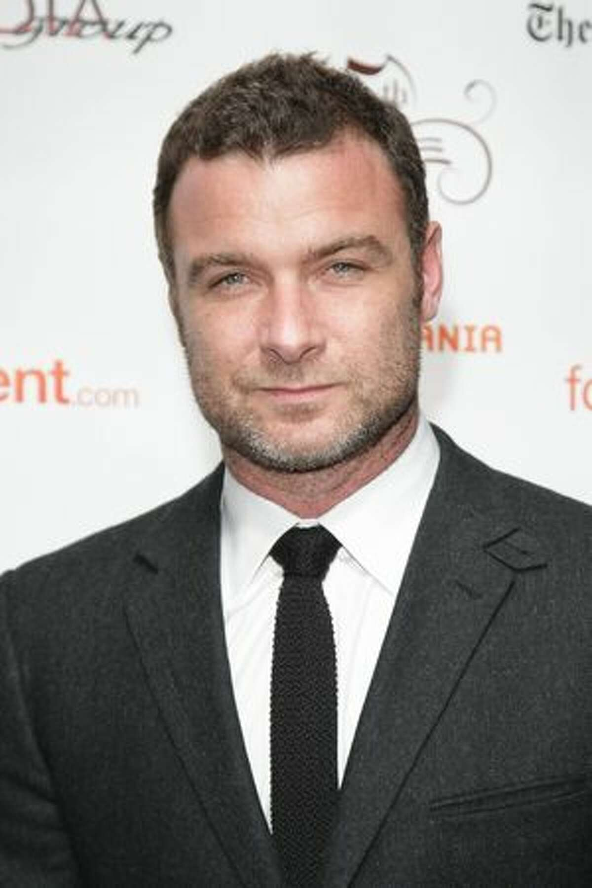 Actor Liev Schreiber arrives at the 55th Annual Drama Desk Awards at FH LaGuardia Concert Hall at Lincoln Center.