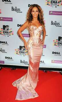 Singer Beyonce Knowles arrives for the 2009 MTV Europe Music Awards held at the O2 Arena in Berlin, Germany. Photo: Getty Images