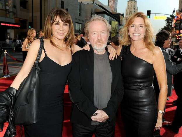 Director Ridley Scott is 75. Photo: Getty Images