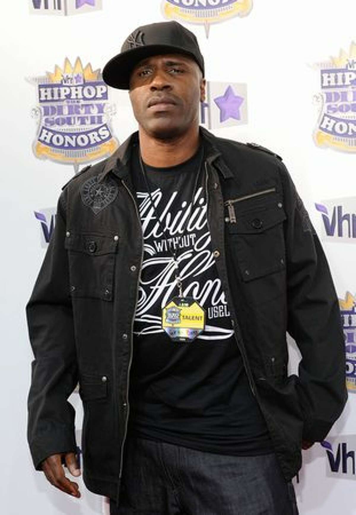 Rapper Willie D of the Geto Boys attends 2010 VH1 Hip Hop Honors at Hammerstein Ballroom.