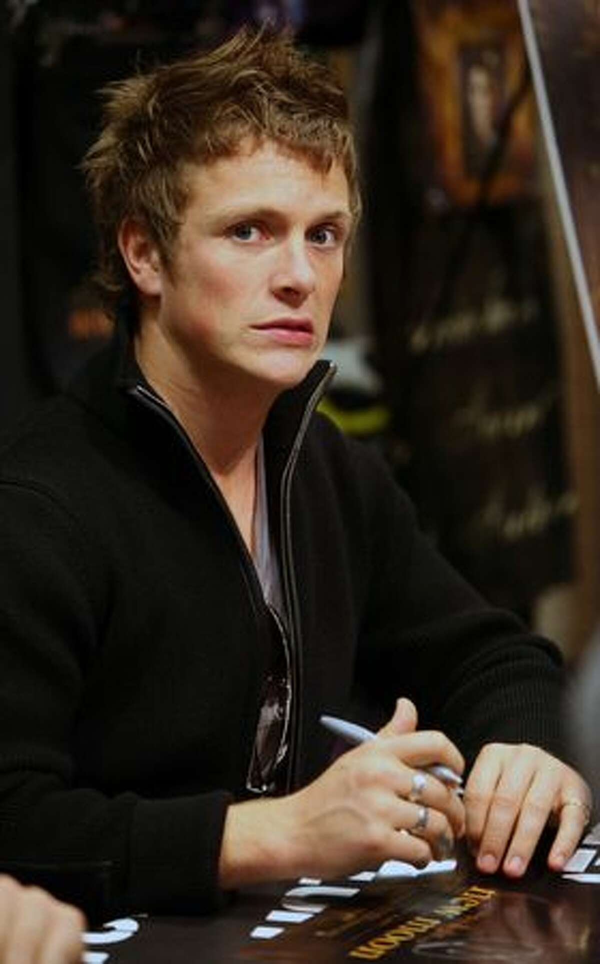 Charlie Bewley, who plays the vampire Demetri, will be appearing in his first film role in