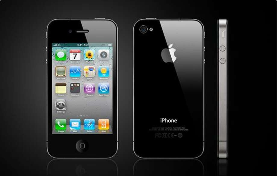 The iPhone 4 (pictured) was released in June 2010, but the iPhone 5 -- expected to have a similar design -- isn't expected until this fall. Photo: Apple Inc.