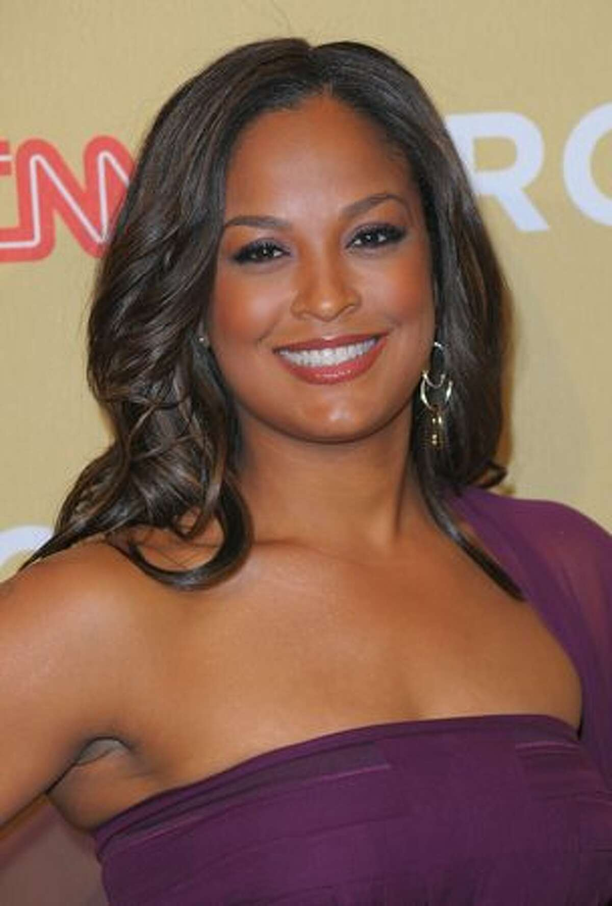 Boxer Laila Ali attends the 2009 CNN Heroes Awards held at The Kodak Theatre on Saturday in Hollywood, California.