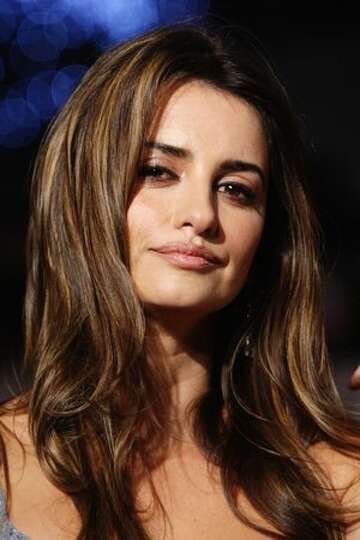 Actress Penelope Cruz attends the World Premiere of 'Nine.'