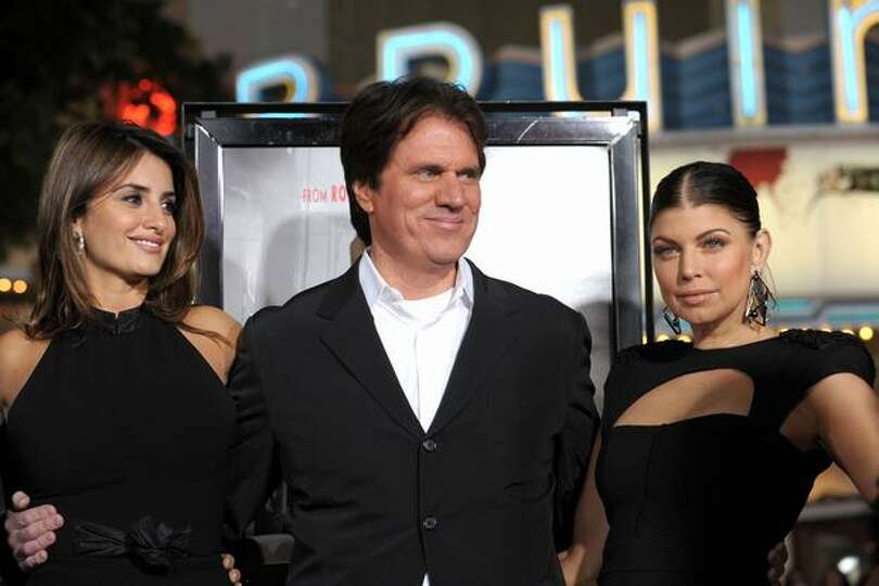 (L-R) Actress Penelope Cruz, director Rob Marshall and actress Stacy
