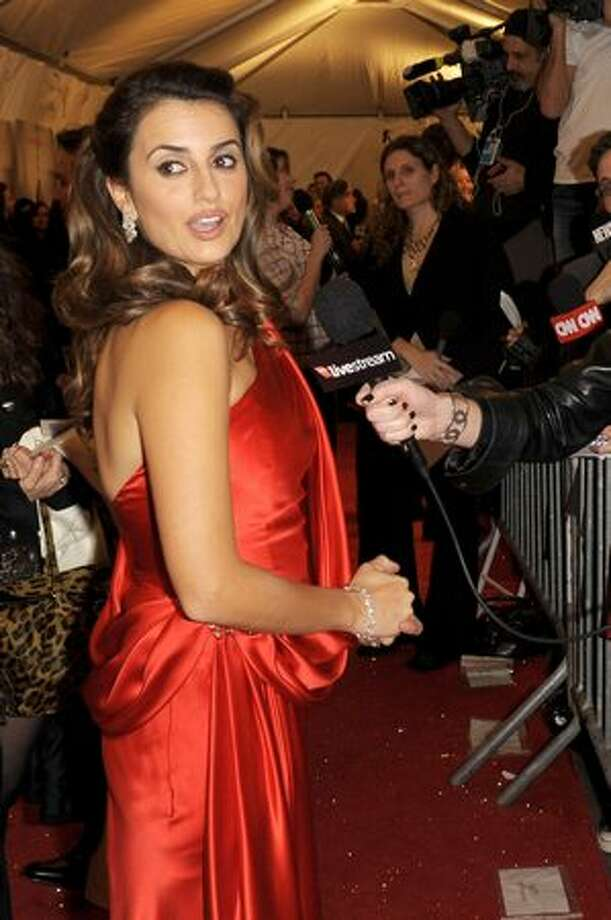 Actress Penelope Cruz attends. Photo: Getty Images