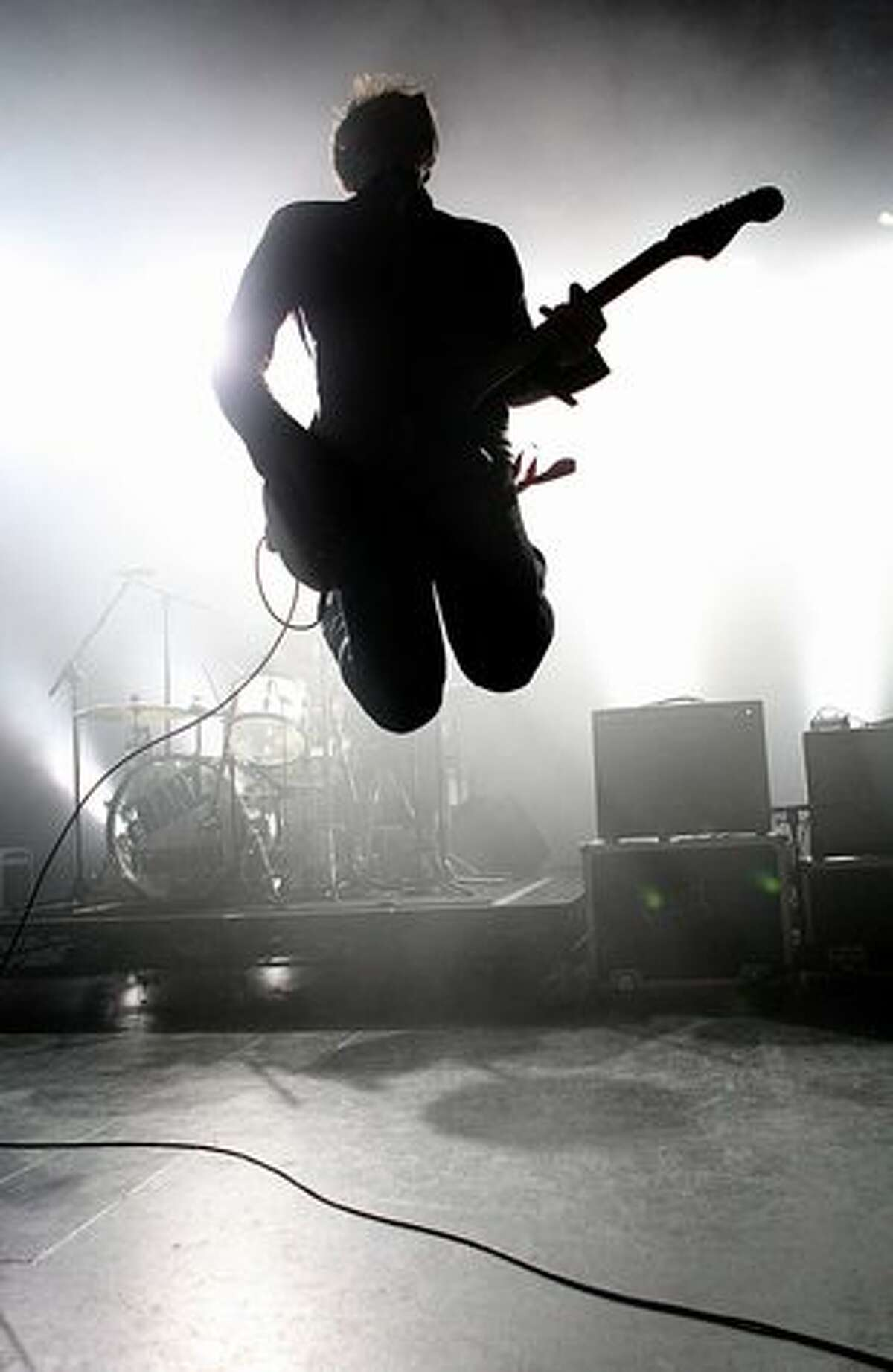 Alex Kapranos of the band Franz Ferdinand performs on stage at the Enmore Theatre on Jan. 6 in Sydney, Australia.