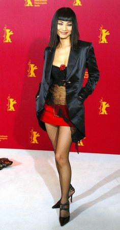 Fashion Disaster Bai Ling Seattlepi Com