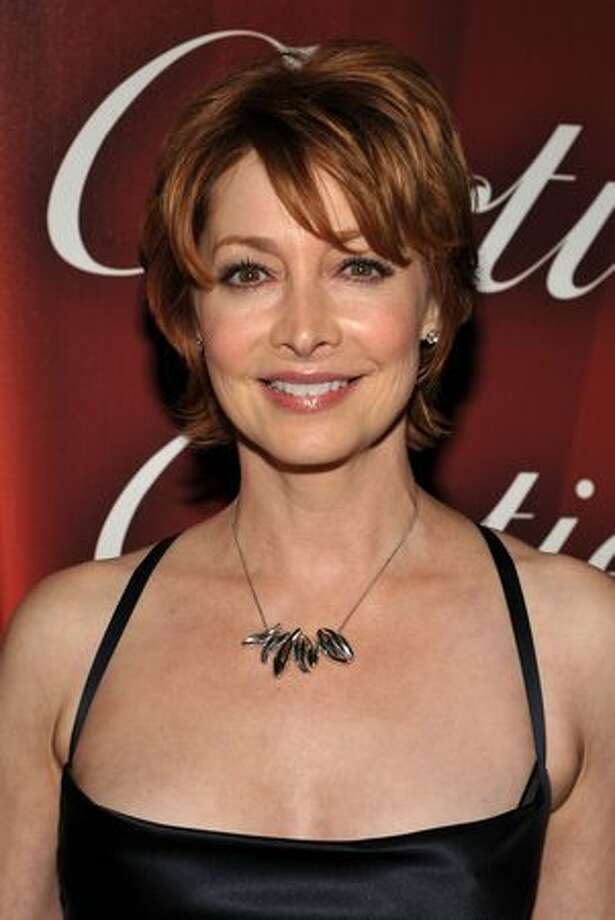 Actress Sharon Lawrence arrives. Photo: Getty Images