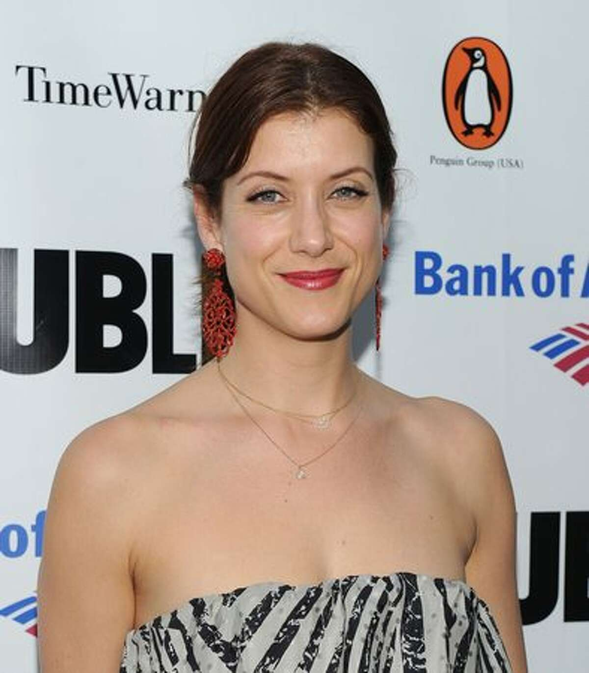 Actress Kate Walsh attends the 2010 Public Theater Gala at the Delacorte Theater.