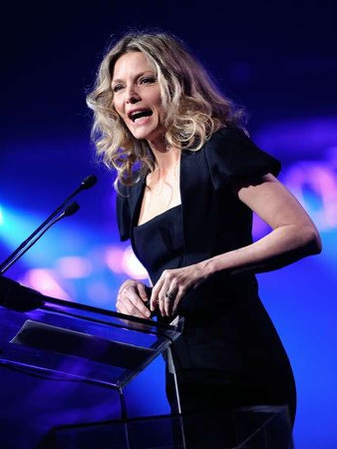 Michelle Pfeiffer in 2010.  Photo: Getty Images