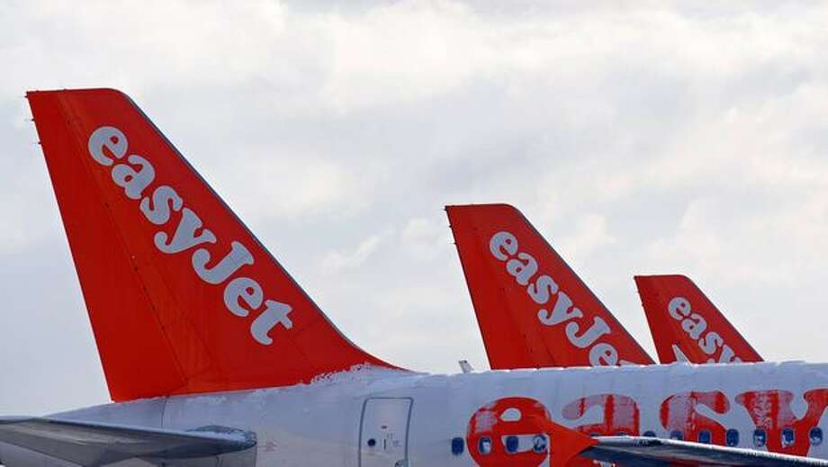 No. 8 easyjet (U.K.): Score of 61.5. Photo: Getty Images