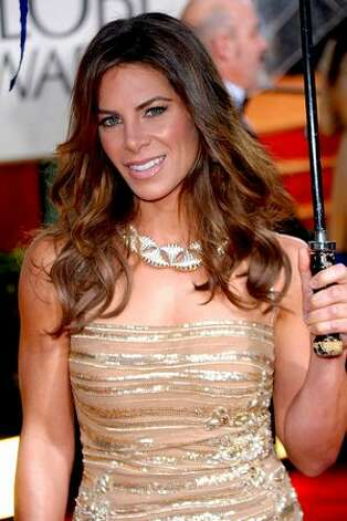 TV Personality Jillian Michaels arrives at the 67th Annual Golden Globe Awards held at The Beverly Hilton Hotel in Beverly Hills, California. Photo: Getty Images