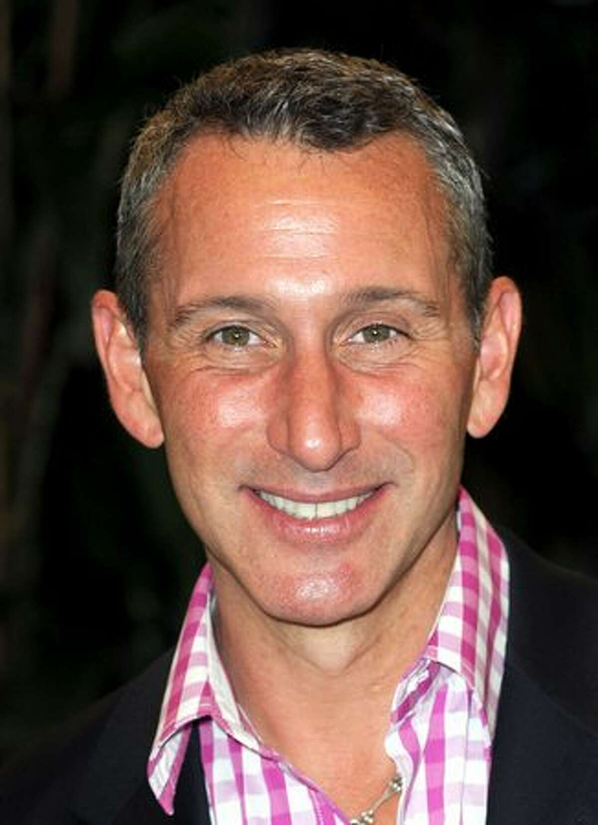 Director Adam Shankman arrives at the Hollywood Foreign Press Association's Installation Luncheon held at The Four Seasons Hotel in Beverly Hills, California.