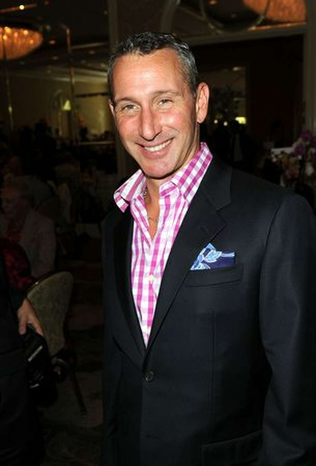 Director Adam Shankman attends the Hollywood Foreign Press Association's Installation Luncheon held at The Four Seasons Hotel in Beverly Hills, California.