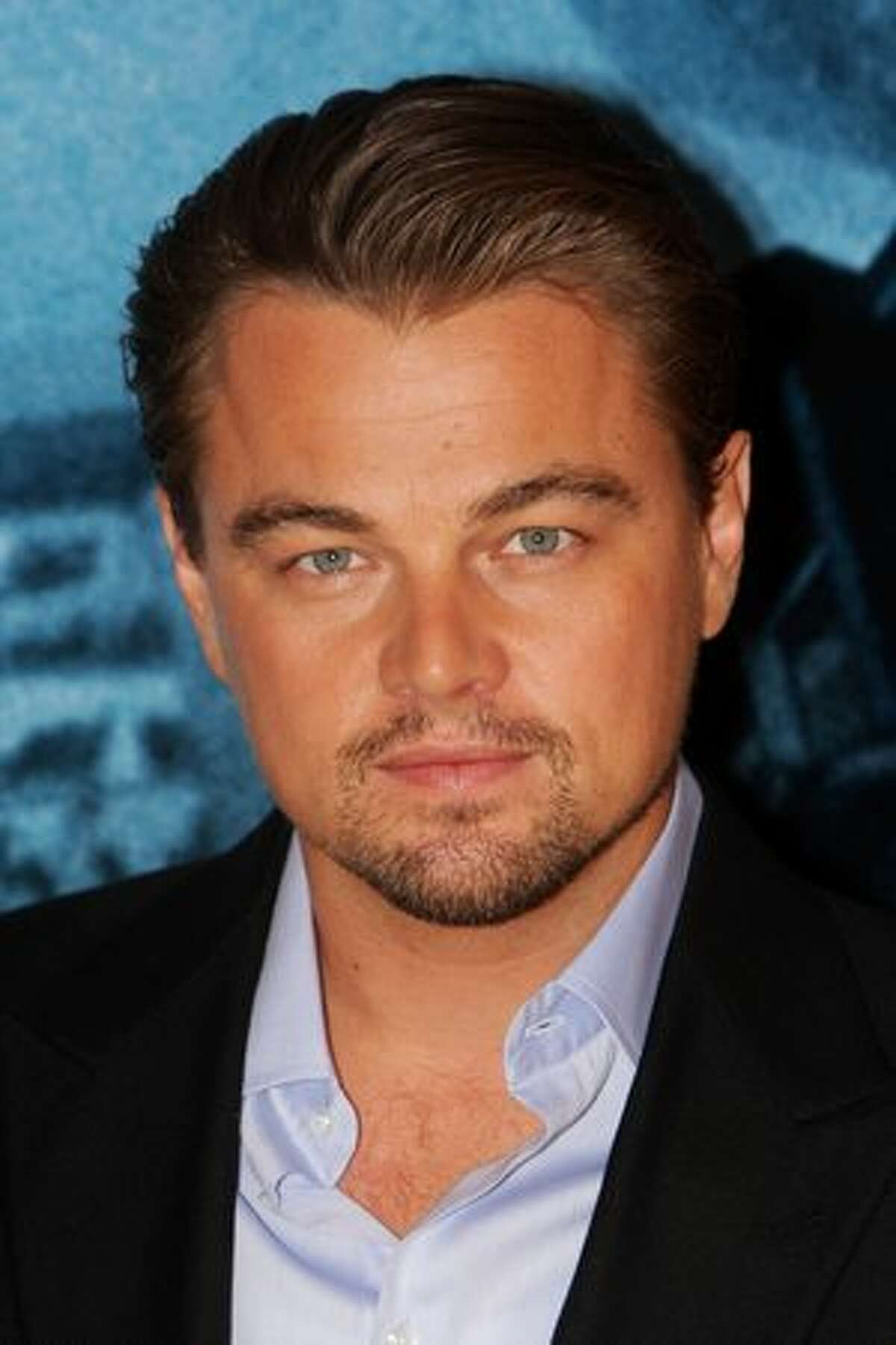 Leonardo DiCaprio attends a photocall to promote the upcoming release of 'Inception' at The Dorchester Hotel.